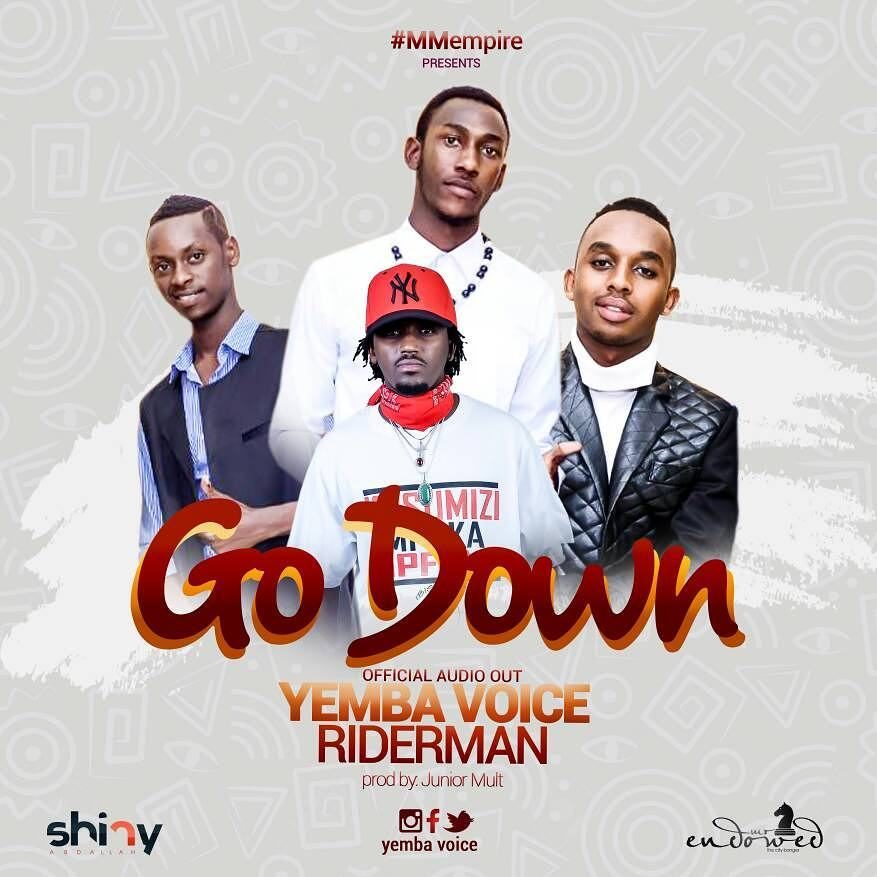 Go Down by Yemba Voice Ft Riderman