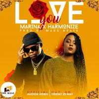 Love you by Marina Ft Harmonize
