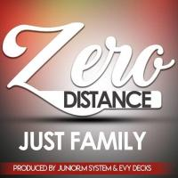 Play, download Zero Distance by Just Family mp3, song on eachamps.rw