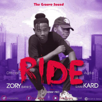 Play, download Ride by Zory Banks Ft Dani Kard mp3, song on eachamps.rw