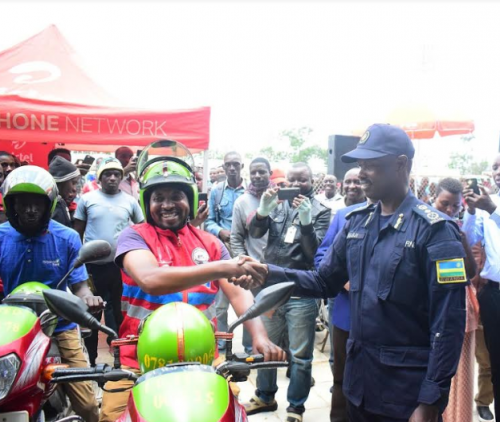 Airtel-Rwanda-launches-the-Moto-Jacket-in-partnership-with-Ferwacotamo-in-a-bid-to-make-Kigali-a-smart-city