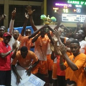 Volleyball: Gisagara na APR zigukanye irushanwa rya Carre d'As