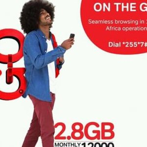Airtel Rwanda Slashes Internet Roaming rates to 4Rwf per Mb across Africa